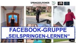 Facebook Gruppe Seilspringen lernen