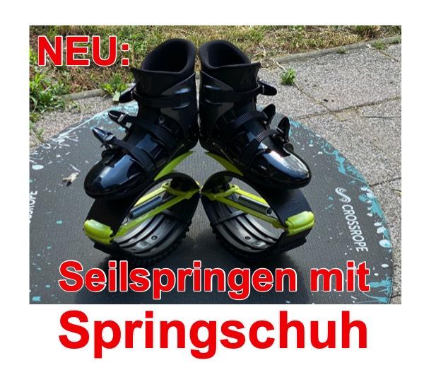 SPRINGSCHUH-SEILSPRINGEN